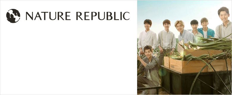 自然乐园 Nature Republic