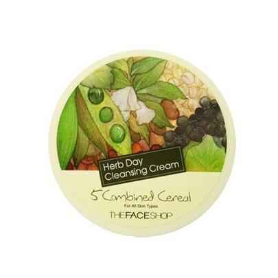 [菲诗小铺The Face Shop]五谷深层清洁卸妆膏150ml