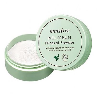 [悦诗风吟]Innisfree控油矿物质散粉5g-定妆
