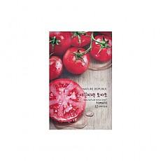 [自然乐园]真实自然萃取番茄面膜10片23ml