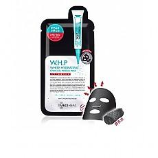 [Mediheal]美迪惠尔WHP竹炭美白黑碳面膜10片/1盒