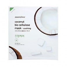 [Innisfree] Coconut Jelly Mask 22ml #Soothing