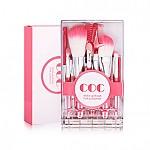 [Coringco]携带化妆刷套装-粉红收藏