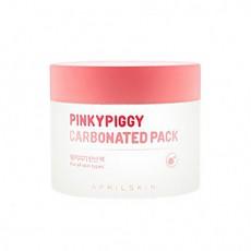 [爱普丽]APRIL SKIN 粉红猪碳酸面膜