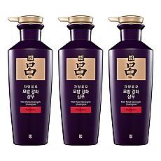 [吕Ryo]滋养韧发密集莹韧滋润型洗发水400ml*3