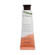 [Innisfree] Jeju Life Perfumed Hand Cream 30ml #02 (February)