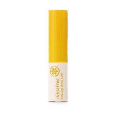 [悦诗风吟]Innisfree济州岛有才花蜜蜂蜜润唇膏3.5g