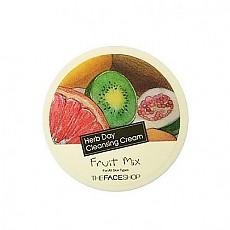[菲诗小铺The Face Shop]草本水果清洁卸妆霜150ml