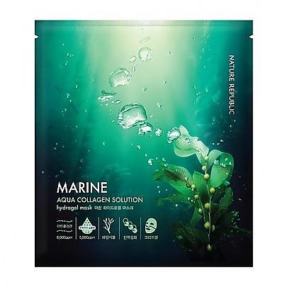 [自然乐园]胶原蛋白保湿补水面膜20g