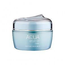 [自然乐园]AQUA水分保湿补水面霜(油性肌肤)80ml