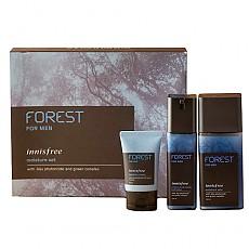 [Innisfree] 为了男士的保湿套装 (Mosturizer skin 180ml+Moisturizer&Anti-Wrinkle Lotion 120ml)