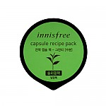 [Innisfree] Capsule recipe pack #green tea 10ml