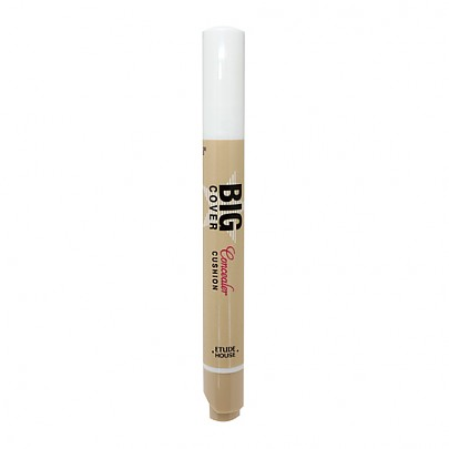 [Etude house] Big Cover Cushion Concealer SPF30 /Pa++ (Beige)