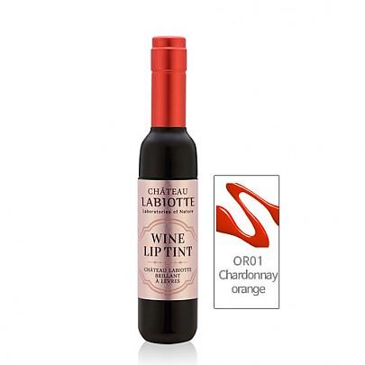 [LABIOTTE]兰欧媞红酒染唇液 TINT OR01 亮橙色 7g