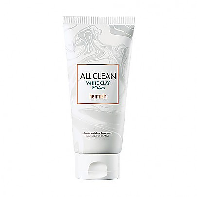 heimish All Clean White Clay Foam 全效清洁洗面泡沫 150g