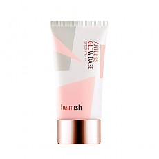 heimish Artless Glowbase SPF50+ PA+++ 自然闪光隔离 40ml(完成肌肤刺激测试)
