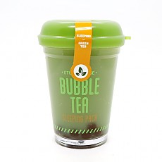 [Etude house]Bubble Tea Sleeping Pack Green Tea