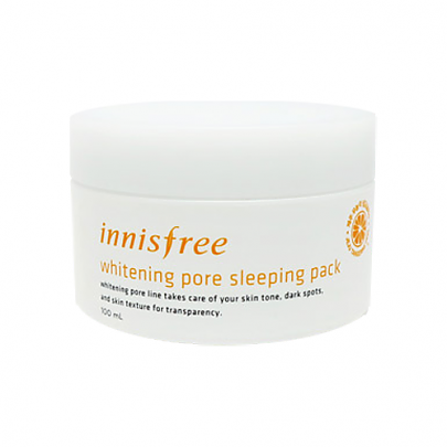 [Innisfree] Whitening Pore Sleeping Pack 100ml