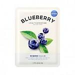 [伊思It's Skin]新鲜活力面膜-蓝莓
