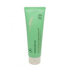 [Innisfree] Green Barely Gommage Peeling Mask 120ml