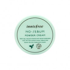 [Innisfree] No Sebum Powder Cream 25ml