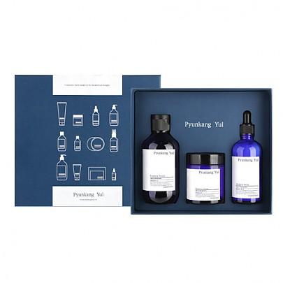 [Pyunkang Yul]*Renewal* 保湿护肤三件套 (3i个产品: 精华爽肤水 200ml + 保湿精华 100ml +保湿霜 100ml)
