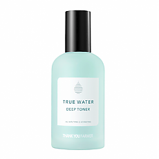 [Thank you Farmer] True Water Deep 爽肤水 150ml