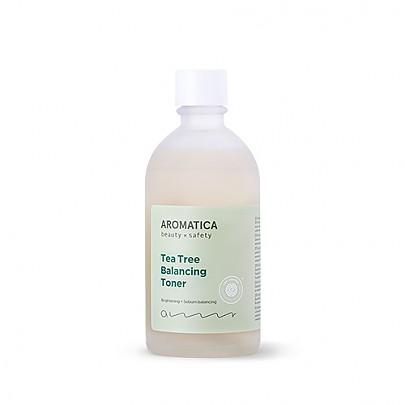 [Aromatica] 茶树均衡爽肤水 130ml