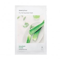 [Innisfree] My Real Squeeze 面膜 (芦荟)