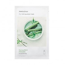 [Innisfree] My Real Squeeze Mask (Bamboo)