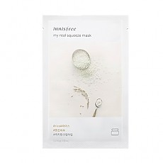 [Innisfree] My Real Squeeze Mask (Rice)