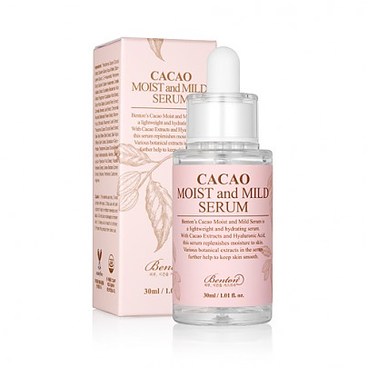 Benton Cacao Moist and Mild Serum 可可保湿和温和精华 30ml