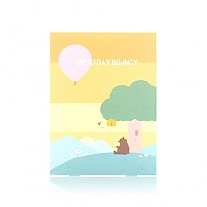 [PACKage] Everyday Bouncy Facial Mask 10ea