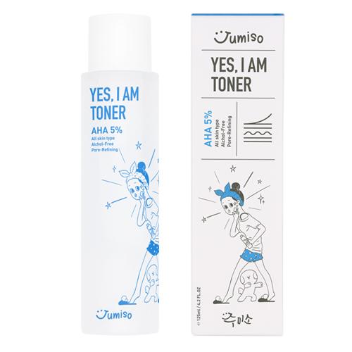 [Jumiso]Yes I Am 爽肤水 AHA 5%