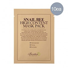 [Benton] Snail Bee High Content Mask Pack 10ea