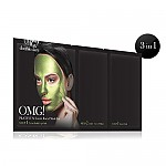 double dare OMG! PLATINUM GREEN FACIAL MASK KIT 铂金面膜套装