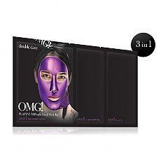 double dare OMG! PLATINUM PURPLE FACIAL MASK KIT 紫面膜套件
