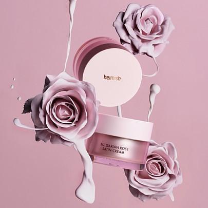 [Heimish] Bulgarian Rose Satin Cream