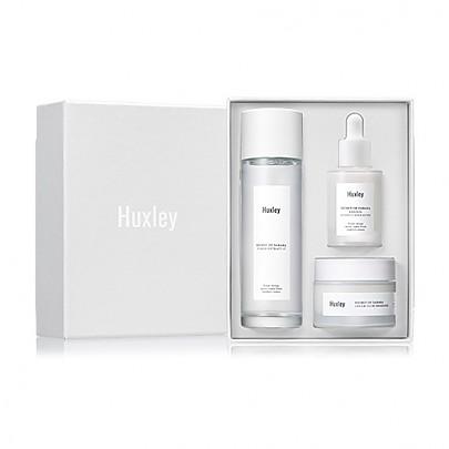 [Huxley] Routine; 美白三部曲