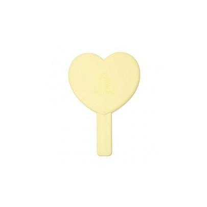 [3CE] Love 3CE 心形手拿镜子 (黄色)