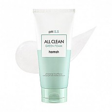 heimish All Clean Green Foam pH 5.5 绿色全面清洁洗面奶 150ml