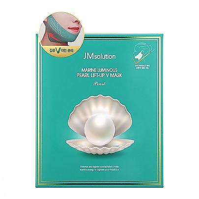 [JM Solution] 海洋珍珠提拉紧致面膜  10片