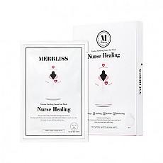 [Merbliss] 白衣天使纱布面膜(镇定)-5片装