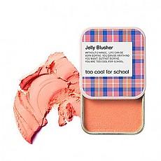 [Too Cool For School] 果冻腮红 #02 (Apricot Sherbet)