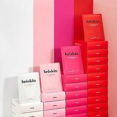 briskin 粉色浓缩补水精华面膜10片