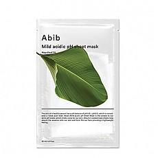 [Abib] 温和酸性PH值心叶岩白菜面膜 10片