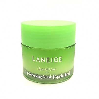 [Laneige] 睡眠唇膜_Apple Lime