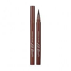 [CLIO] Waterproof Pen Liner #04 (Maroon Brown)
