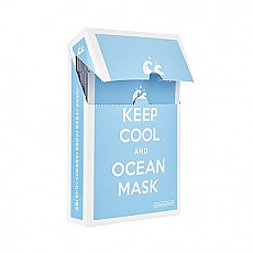[KEEP COOL] 海洋强效保湿面膜 10片