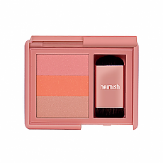 heimish Taping Shadow 眼影 Peach Coral